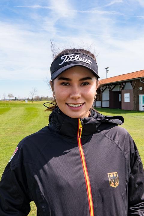 Sarina Schmidt, Golf Professional, Golf, Germany, Sport