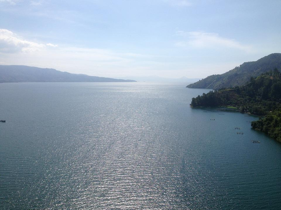 Lake Toba, Indonesia, Sarulla, Landscape, Nature