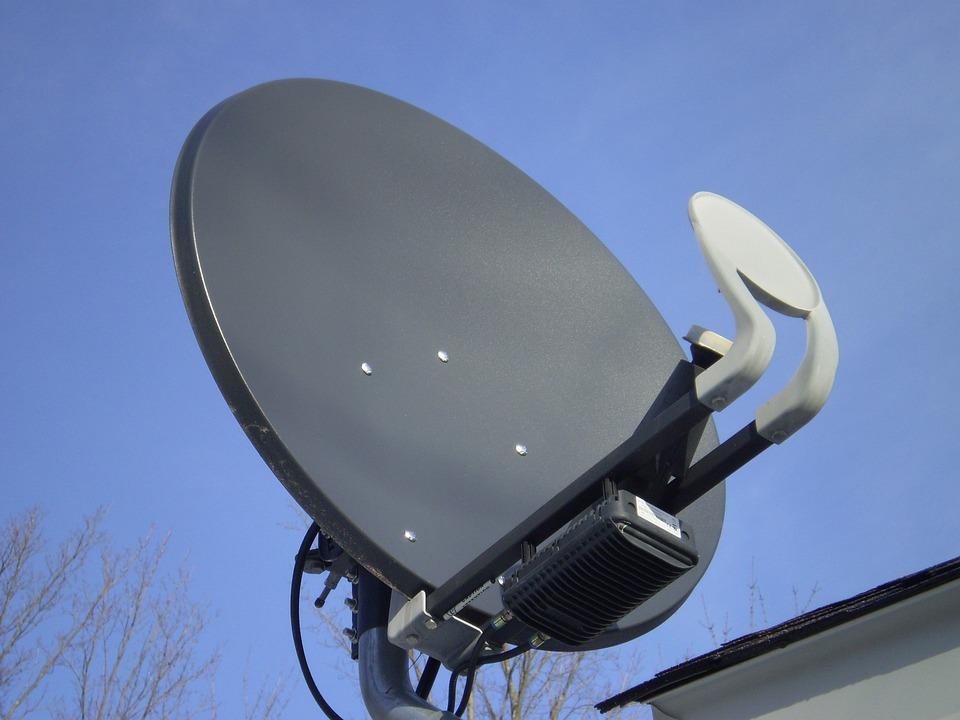 Satellite, Dish, Satellite Receiver, Receiver