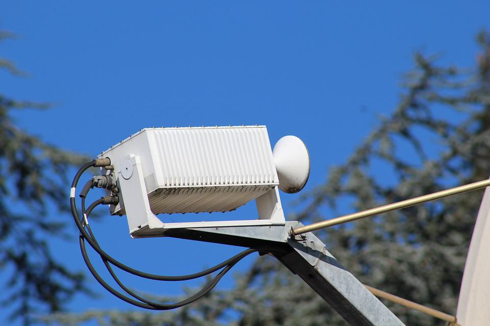 Telecommunications, Transmissions, Satellite Dish