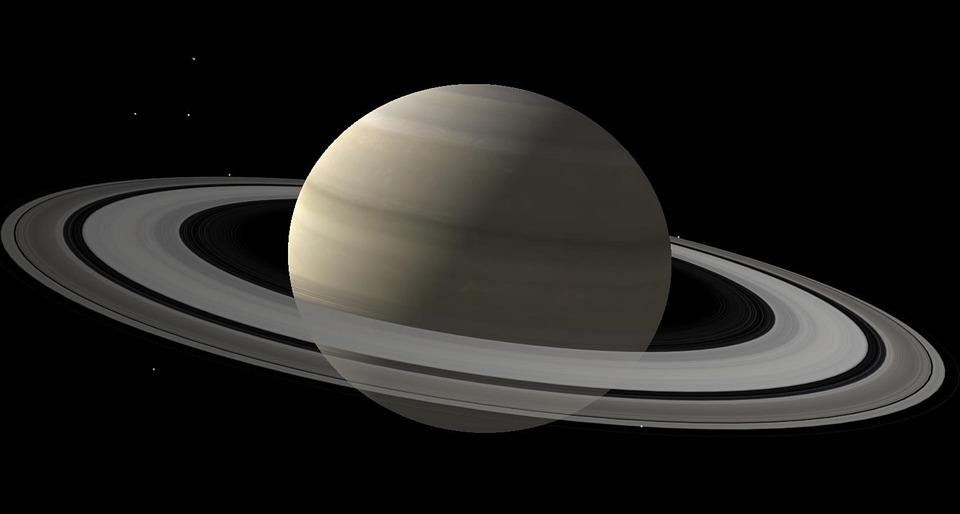 Saturn, Planet, Saturn's Rings, Solar System, Rings