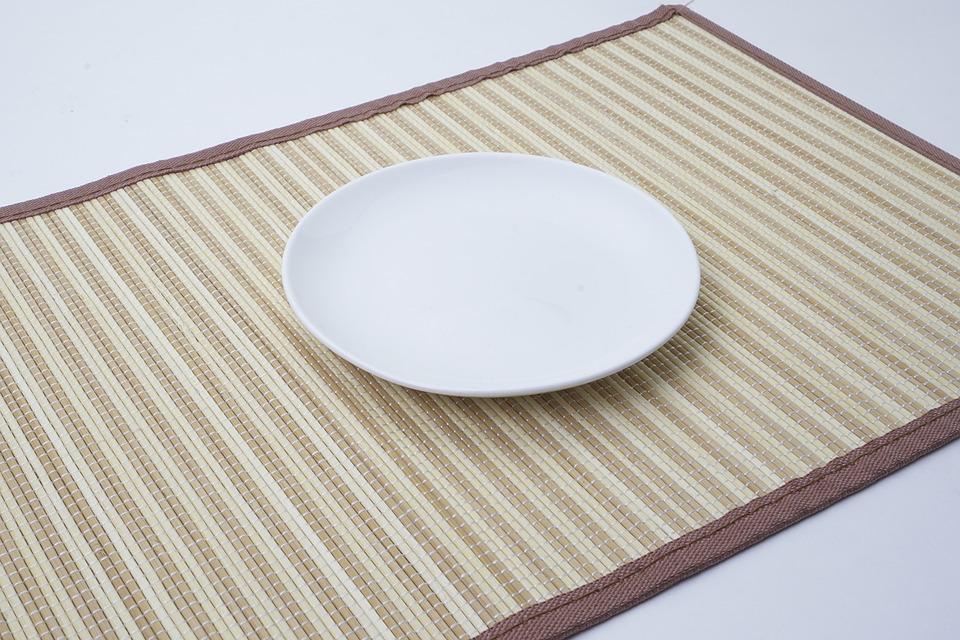 Plate, Tablecloth, Saucer