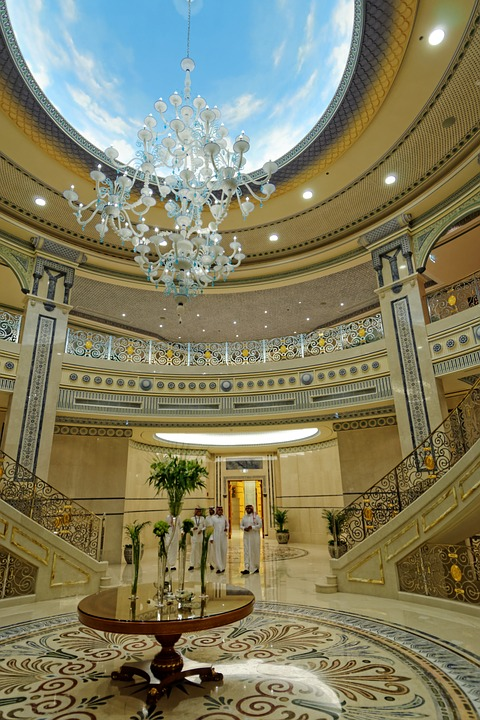 The Ritz-carlton, Hotel, Riad, Saud Arabia, Luxury