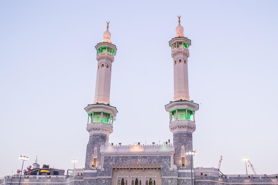 Makkah, Ksa, Saudi Arabia, Masjid Al Haram, Islam