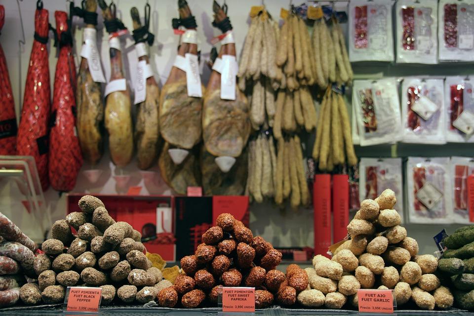 Catalan Thin, Dry-cured, Sausage, Pork Meat, Pork Gut