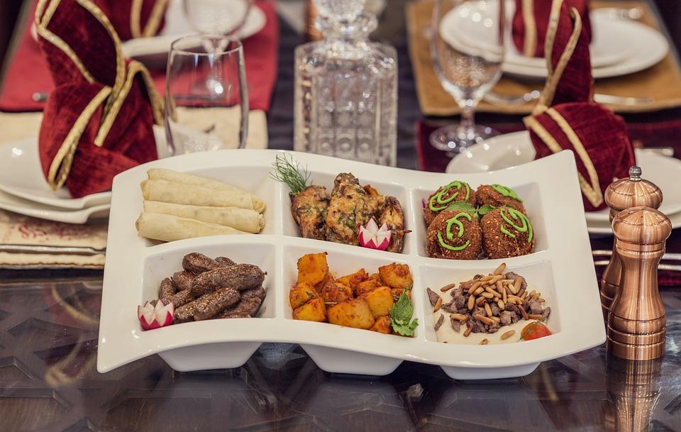 Cold Appetizer, Arabic Appetizer, Sausage, Samossa
