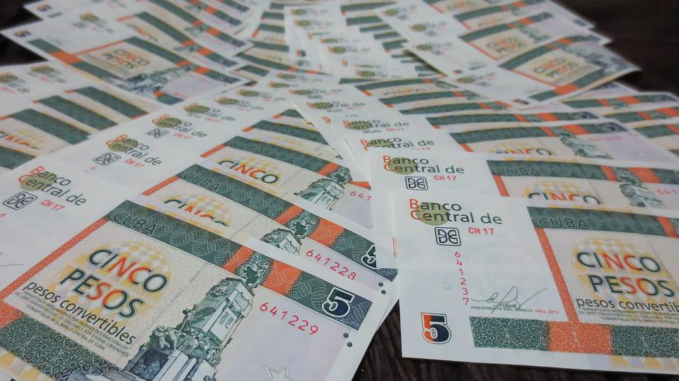 Cuba, Money, Seem, Cuc, Paper Money, Save