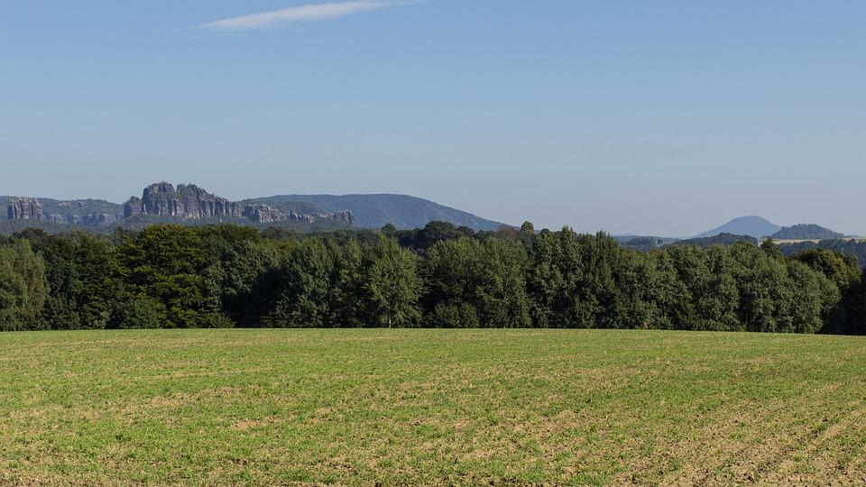 Saxon Switzerland, Saxony, Elbe Sandstone Mountains