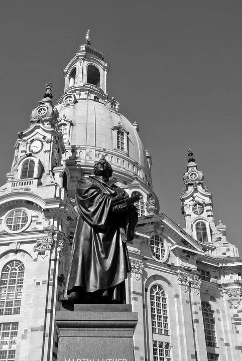 Dresden, Frauenkirche, Saxony, Old Town, Neumarkt