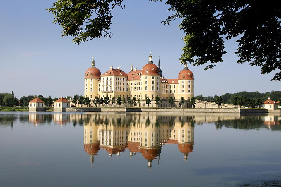 Moritz Castle, Fairy Castle, Dresden, Saxony