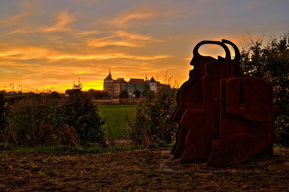 Torgau, Castle, Saxony, Renaissance