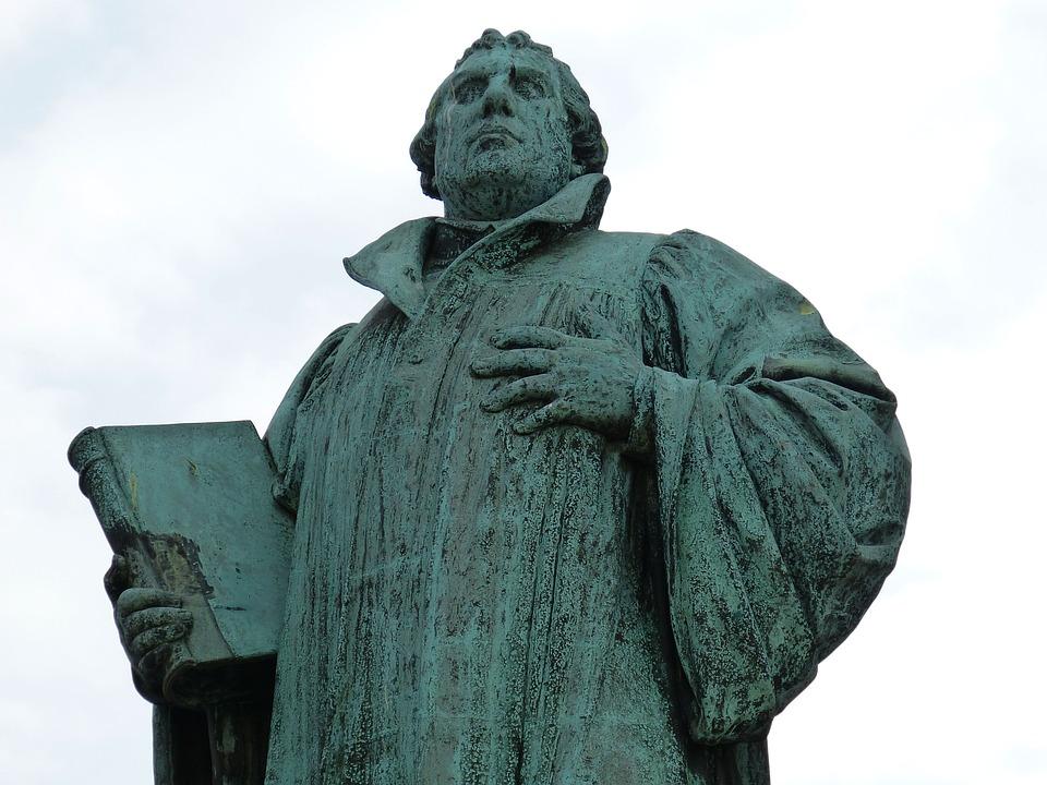 Luther, Fig, Magdeburg, Saxony-anhalt, Church