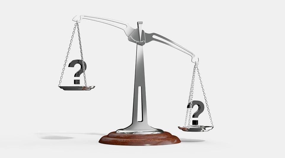 Scale, Question, Importance, Balance, Choice, Choose