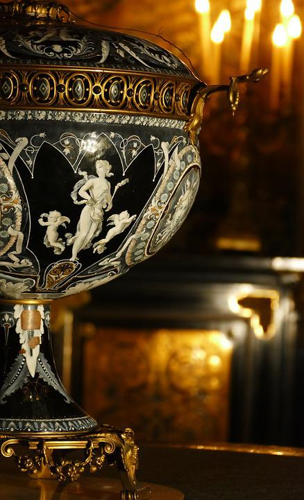 Scale, Vase, Foot, Art, Decoration, Delicate, Luxury