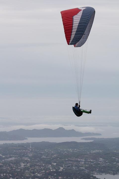 Norway, Mountains, Scandinavia, Travel, Paragliding