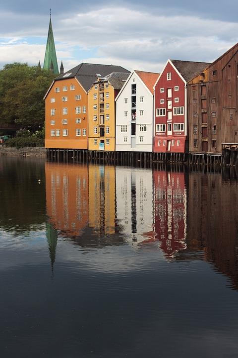 Scandinavia, Norway, Trondheim