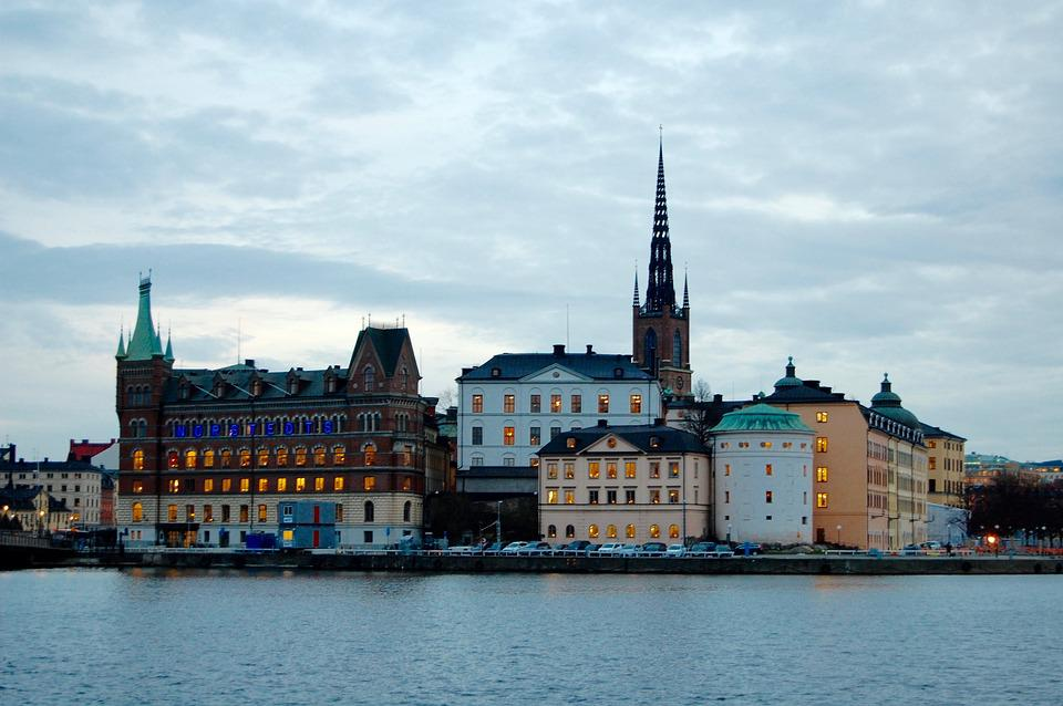 Stockholm, City, Old, Architecture, Scandinavia