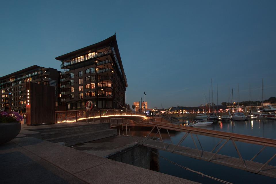 Architecture, Oslo, Norway, Scandinavia