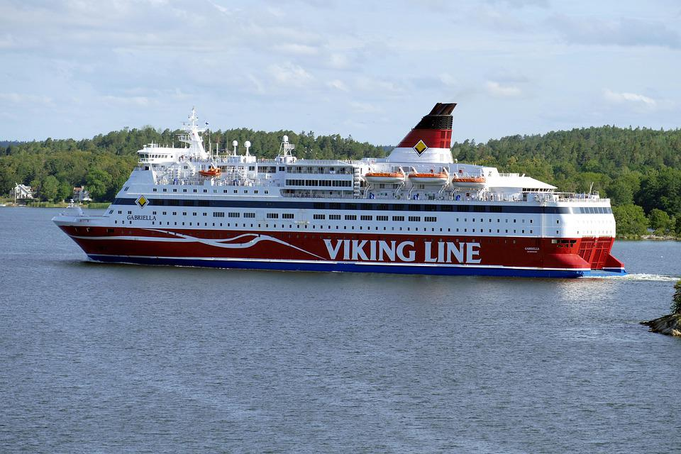 Stockholm, Sweden, Water, Scandinavia, Ferry, Transport