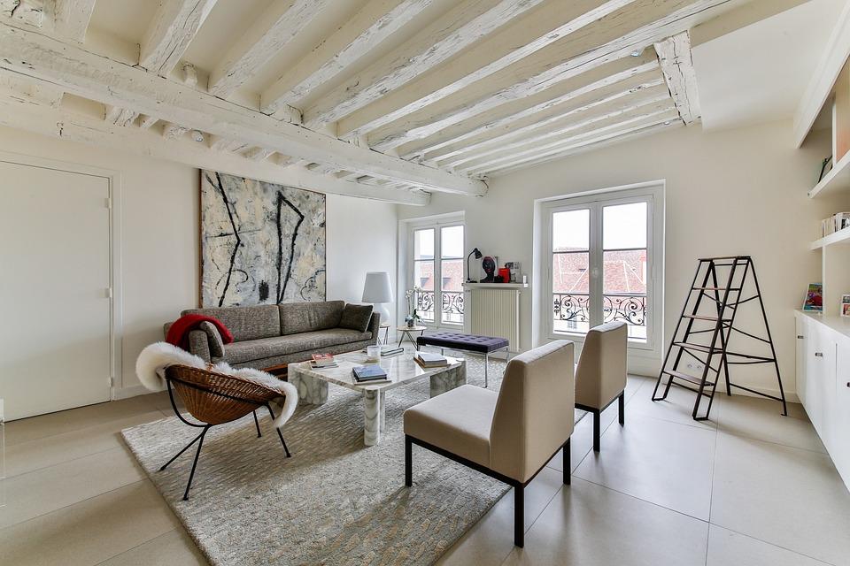 Scandinavian Living Room, Scandinavian Design
