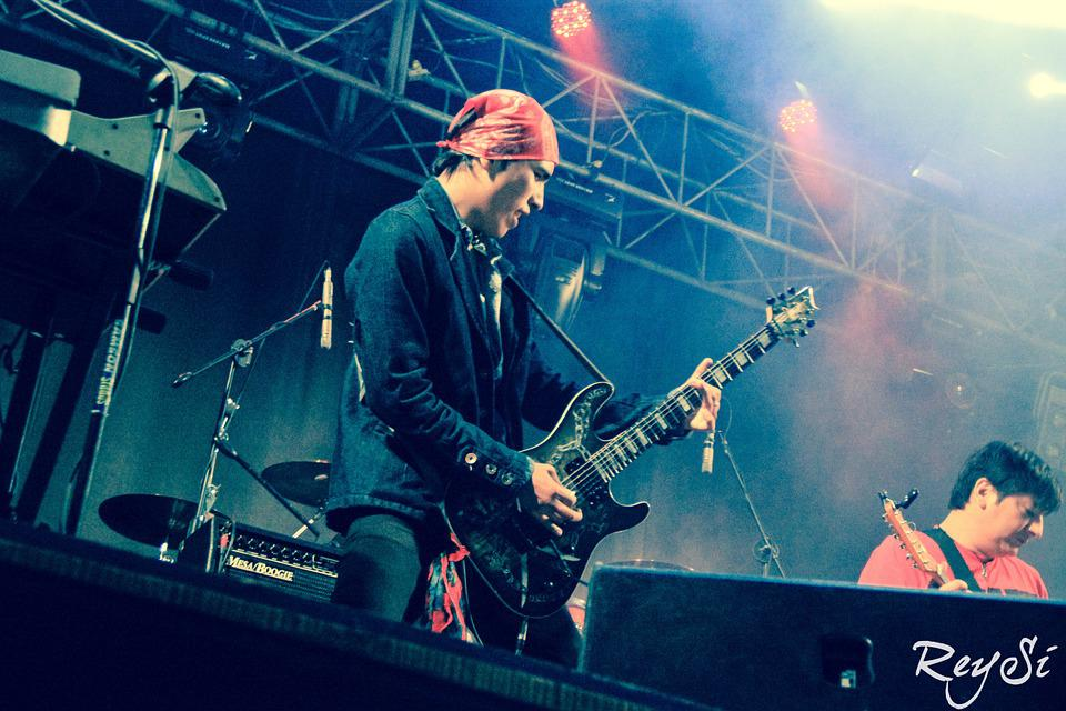 Concert, Rock, Chimbote, Scene, Music, Musician