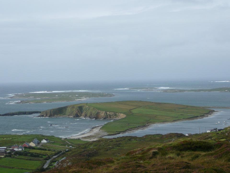 Ireland, Scenery, Landscape, Irish, Scenic, Travel