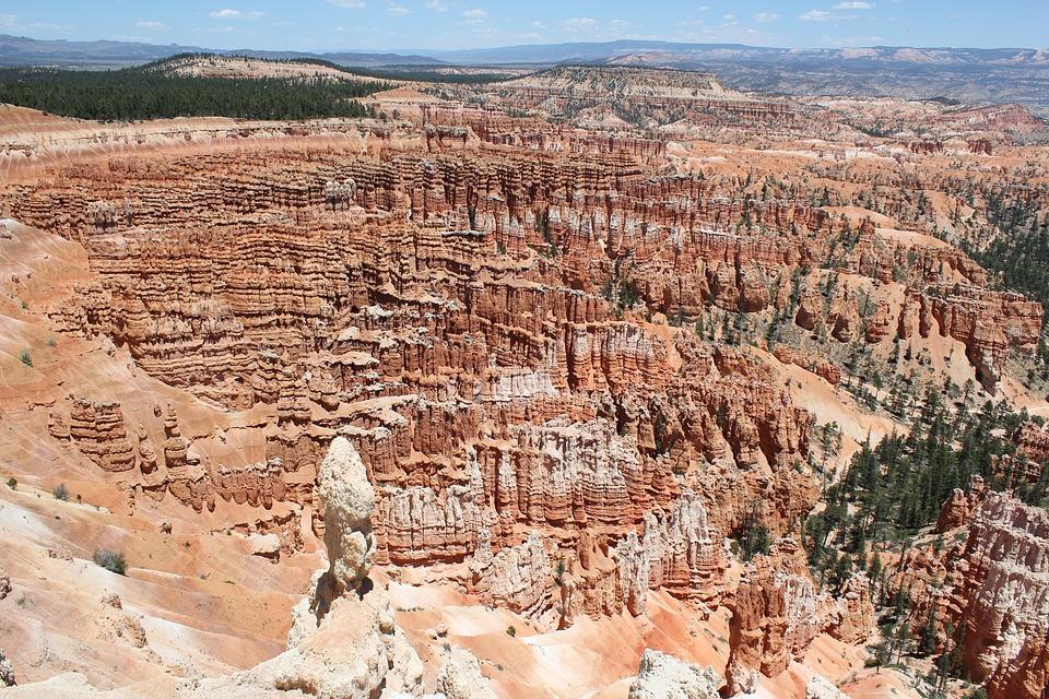 Bryce National Park, Scenery, Landscape, Bryce, Nature