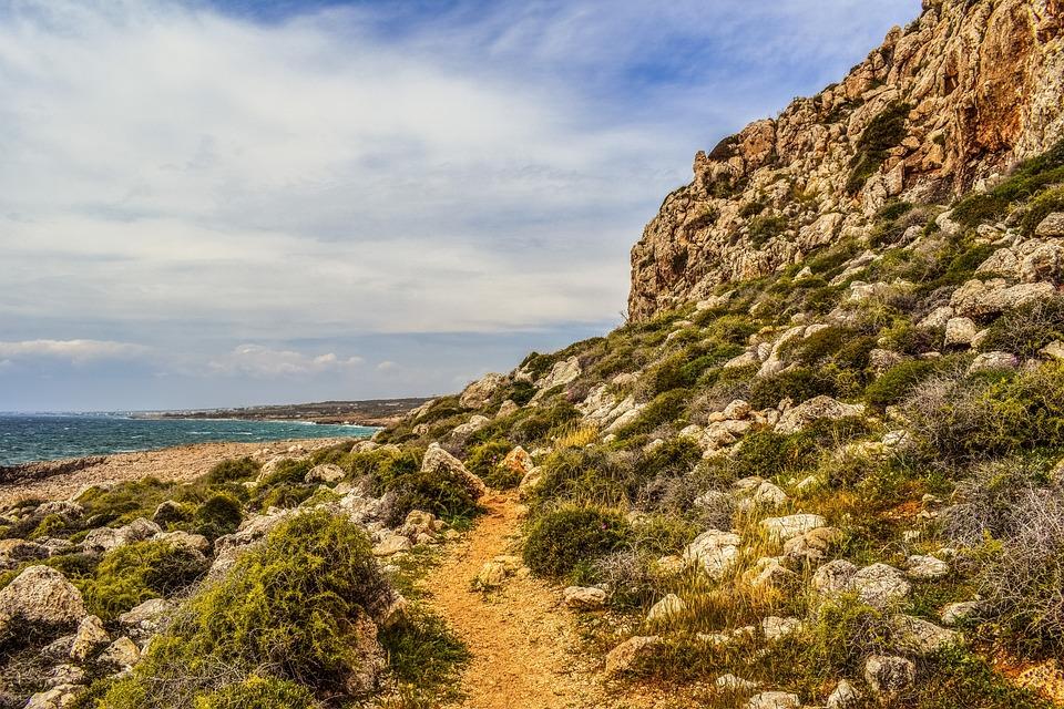 Path, Wilderness, Landscape, Scenery, Nature, Coast