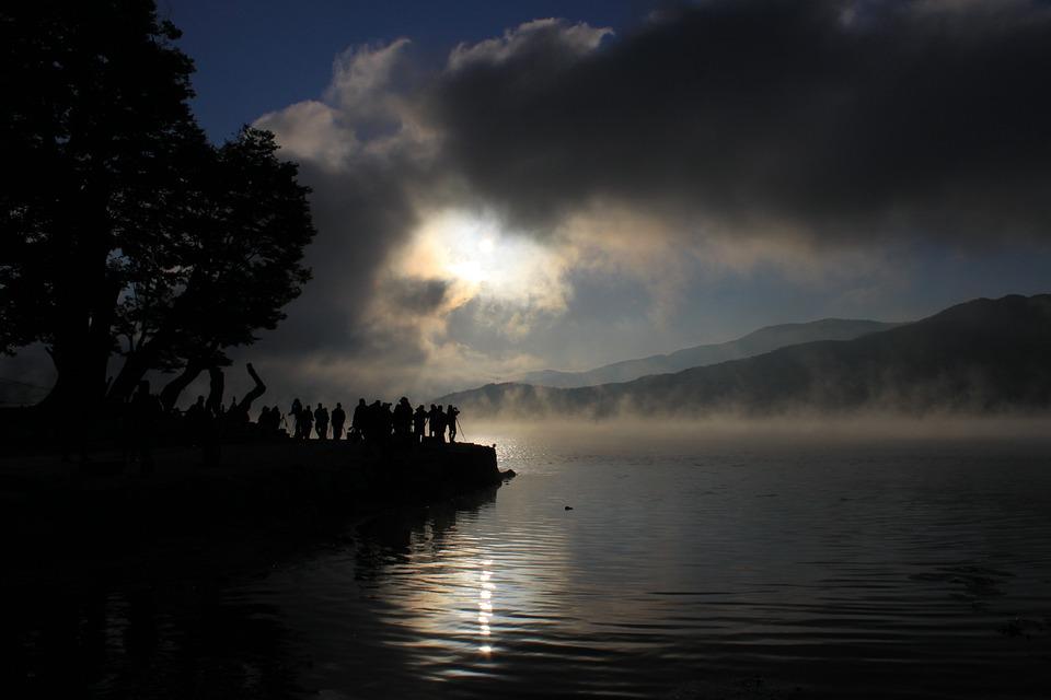 The Body Of Water, Lake, Scenery, Noel Online Gift Shop