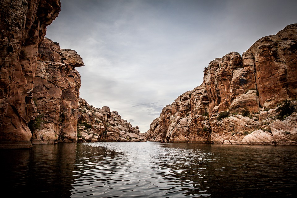 Cliff, Nature, Outdoors, River, Rocks, Scenic, Canyon