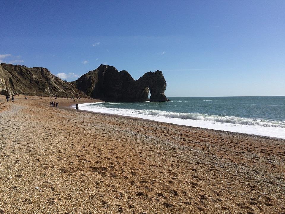 Durdle Door, Coast, Scenic, Beach
