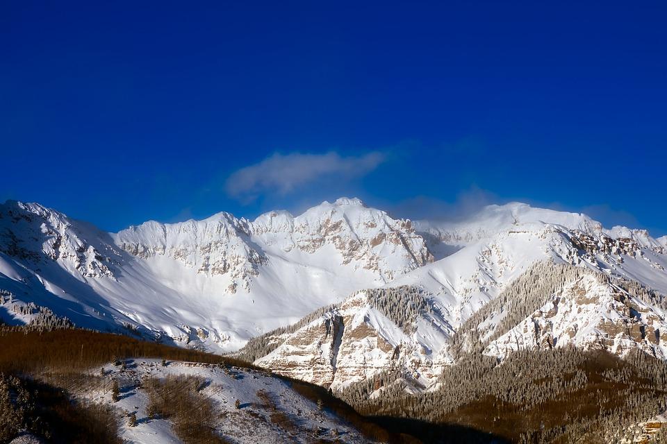 Colorado, Mountains, Rocky Mountains, Scenic, Landscape
