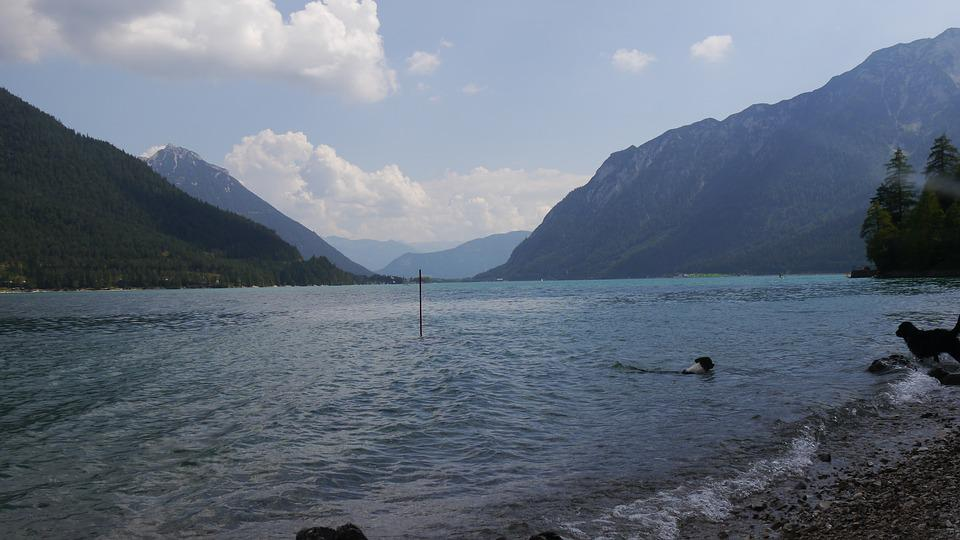 Austria, Alps, Scenic, Mountains, Panorama, View