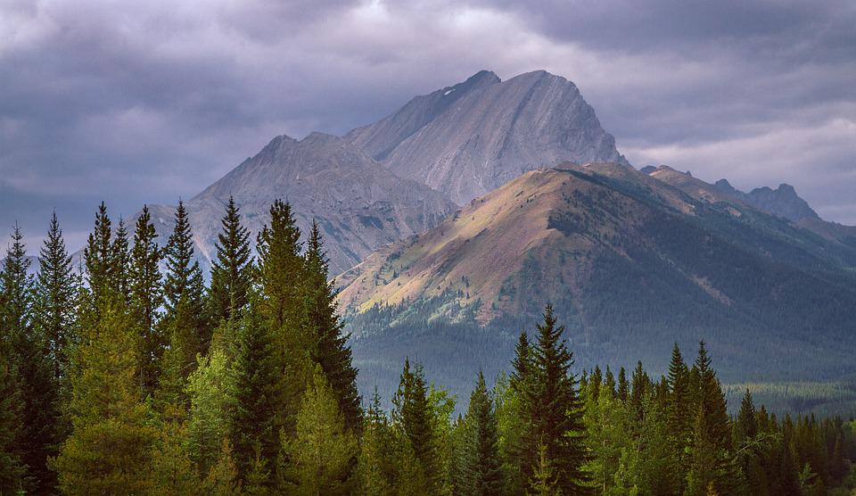Scenic, Rockies, Landscape, Mountains, Nature, Scenery