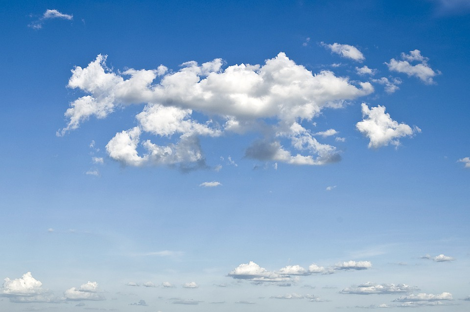 Sky, Clouds, Outdoors, Scenic, Tranquil, Stratosphere
