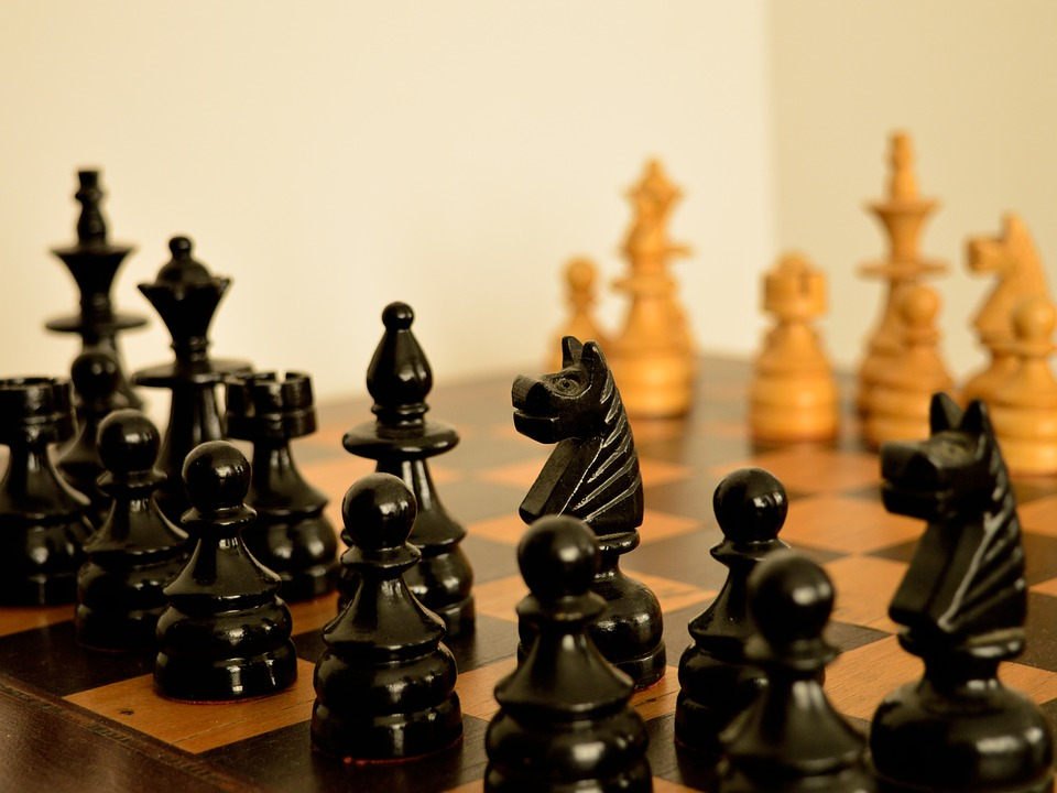 Chess, Schema, Checkmate, Win
