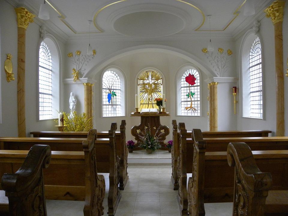 Schmiechen, Chapel, Church, House Of Prayer