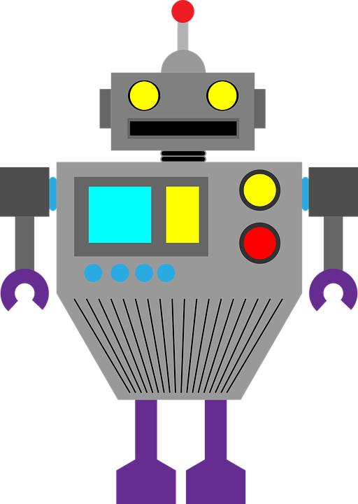 Robot, School, Sucks, Work