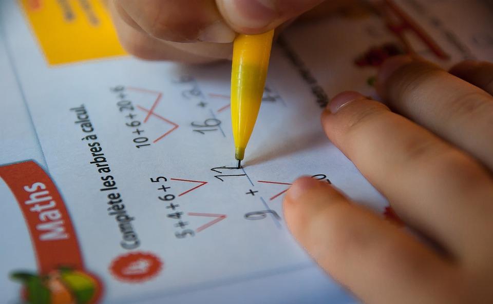 Mathematics, Schoolboy, Calculation, School, Student