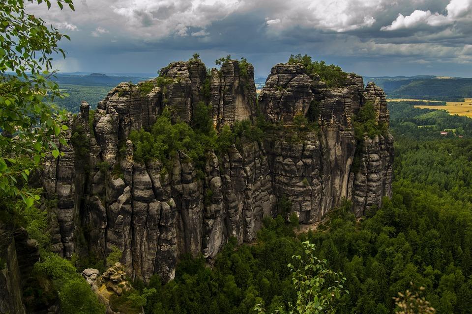 Schrammsteine, Schrammstein Viewpoint