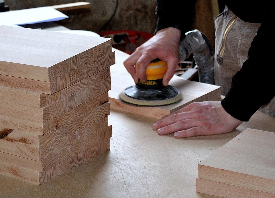 Carpenter, Schreiner, Craft, Grinding, Profession