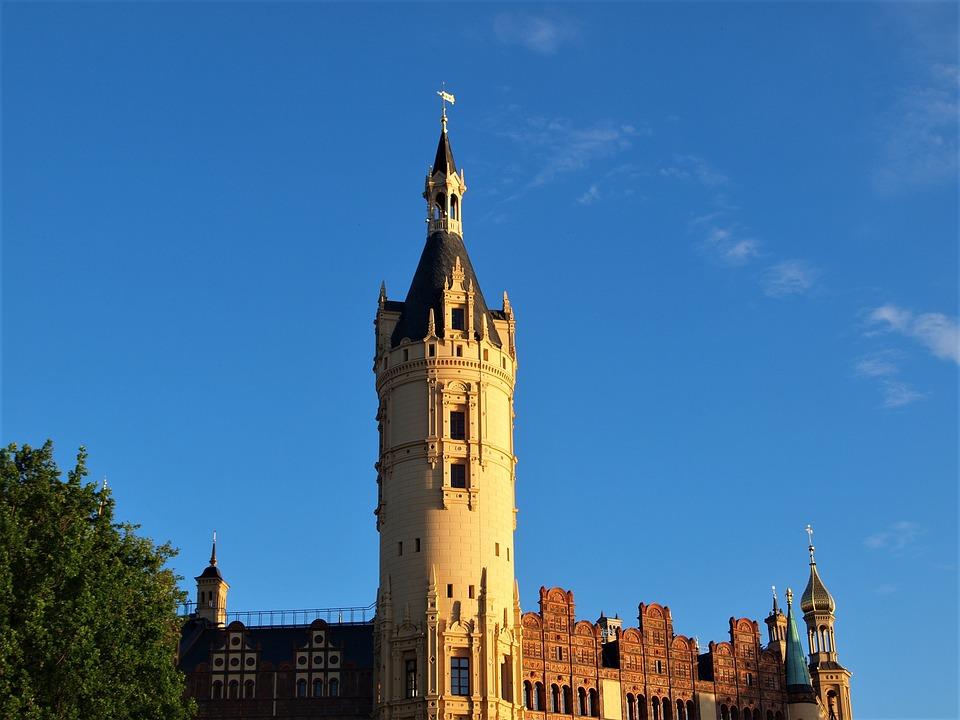 Schwerin, Schwerin Castle