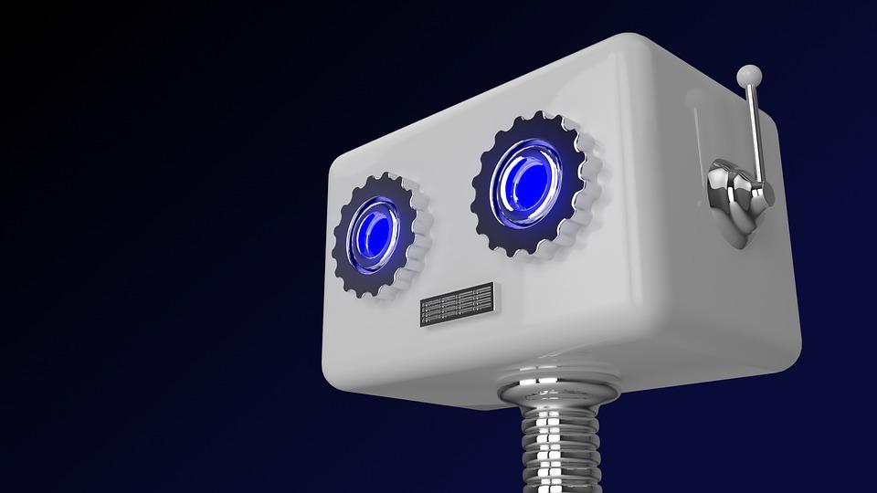 Robot, Model, 3d, Technology, Science