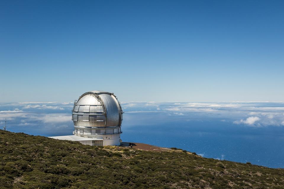 Astronomical Observatory, Telescope, Science, Nasa, Sky