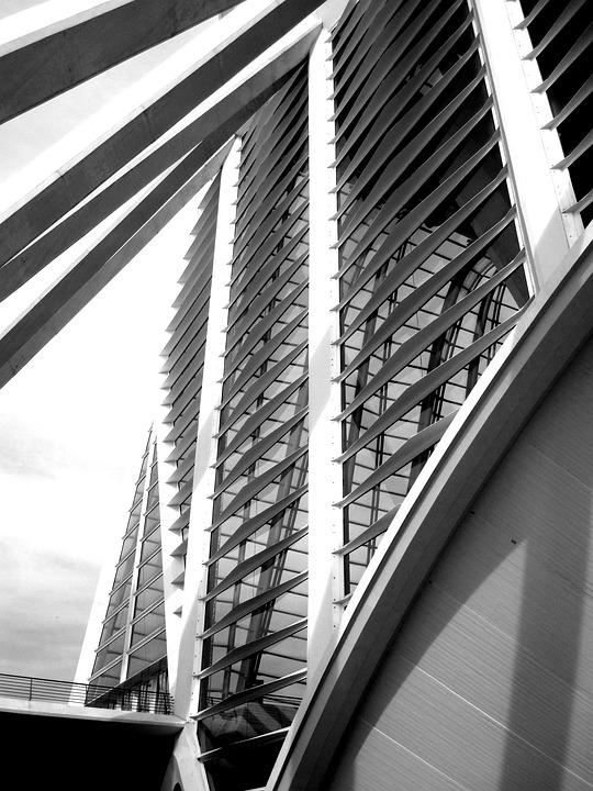 City, Science, Valence, Calatrava, Valencia, Spain