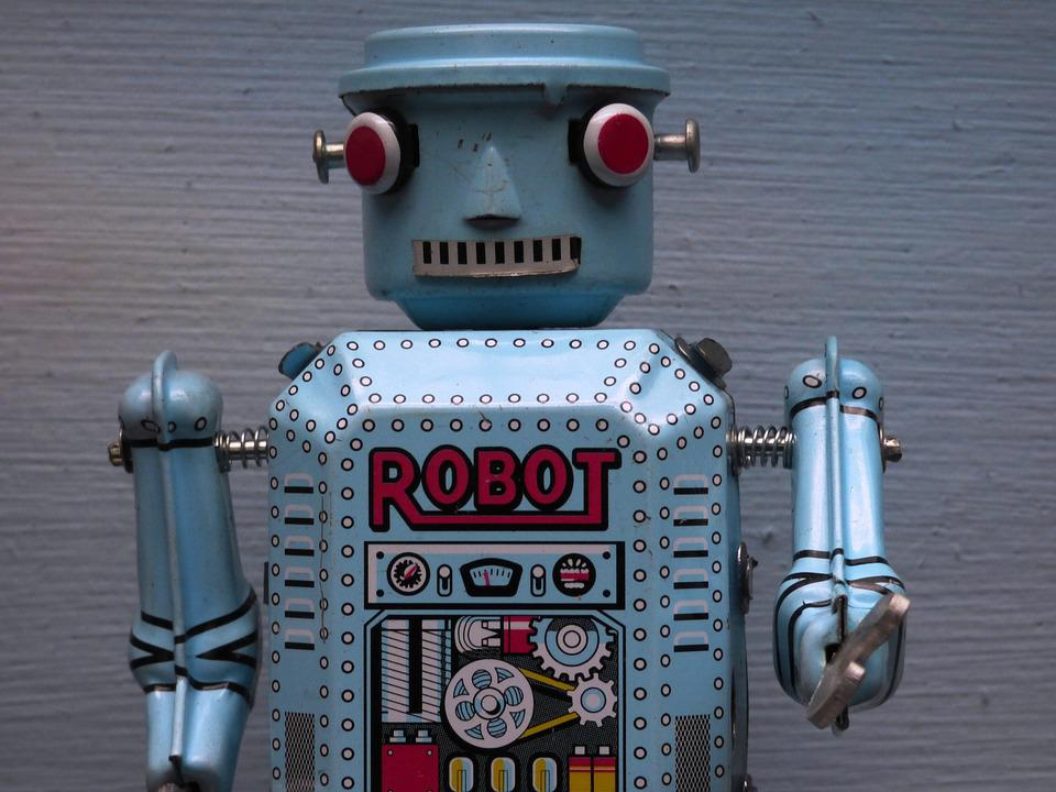 Robot, Cyborg, Tech, Technology, Science, Electronics
