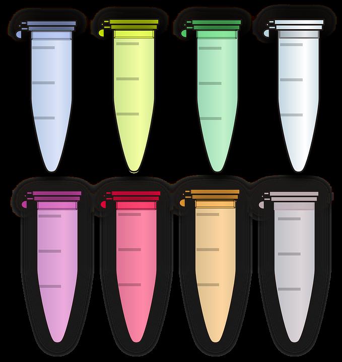 Vials, Samples, Eppis, Laboratory, Science