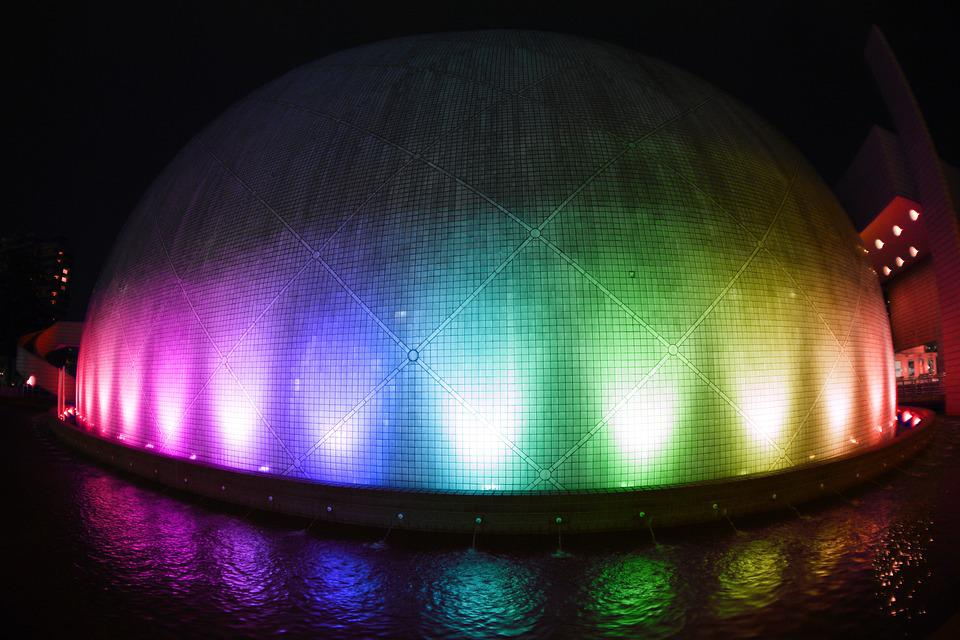 Light, Illuminated, Science, Fantasy, The Future