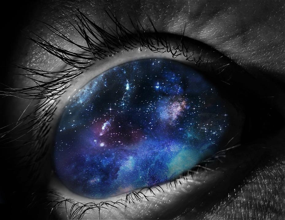 Science, Astronomy, Planet, Galaxy, Luminescencja