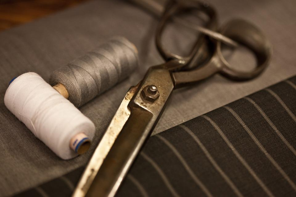 Schneider, Sew, Yarn, Scissors, Tailoring, Haberdashery